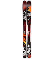 Movement Chill Out - Sci da freeride, Dark Orange