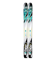 Movement Nexus - sci da scialpinismo donna, Green/Black/White