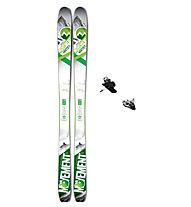 Movement Vertex - Tourenski Set: Ski + Bindung