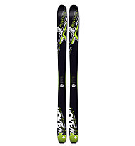 Movement Vertex X - sci da scialpinismo, Black/Green
