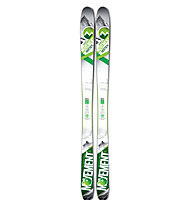Movement Vertex - Skitourenski, White/Green