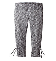 Moving Comfort Urban Gym Capri Damen, Ebony Melange