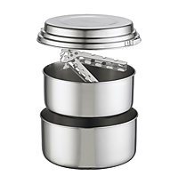 MSR Alpine 2 Pot Set - stoviglie, Stainless Steel