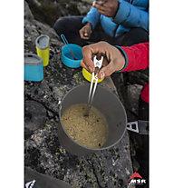 MSR Alpine Long Tool Spoon - cucchiaio da campeggio, Steel