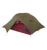 MSR Carbon Reflex 3 - tenda trekking, Green