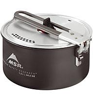 MSR Ceramic Solo Pot - pentola campeggio, Dark Grey