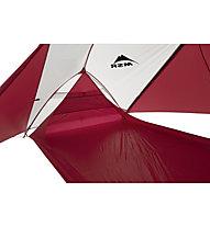 MSR Fast & Light Body Hubba NX - tenda da trekking, Red