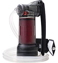 MSR Guardian Purifler Pump, Black/Dark Red