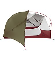 MSR Hubba Hubba NX - tenda trekking, Green
