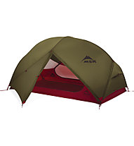 MSR Hubba Hubba NX - Zwei Personen Zelt, Green