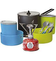 MSR PocketRocket Stove Kit - fornello e stoviglie per campeggio, Multicolor