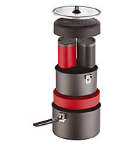 MSR Quik 2 System - Geschirr-Set, Black/Red