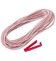 MSR Shock Cord Replacement Kit - elastische zeltstangenbänder, White/Red