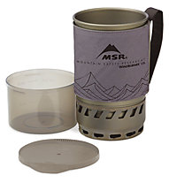 MSR WindBurner 1.0L Accessory Pot - Kochtopf für Camping-Kocher, Grey
