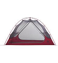 MSR Zoic 4 - tenda trekking, Grey