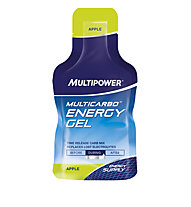 Multipower Multicarbo Energy Gel, Apple