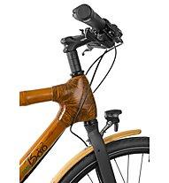 My Boo My Tano - Bici da Trekking, Brown