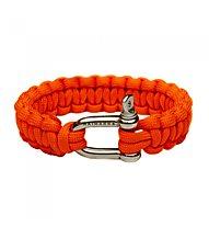 Naimakka Parachute Cord Bracelet, Neon Orange