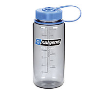 Nalgene 16 Ounce Wide Mouth Silo Bottle, Grey