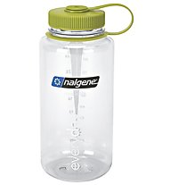 Nalgene 32 Ounce Wide Mouth EveryDay 1,0 L - Trinkflasche, Crystal