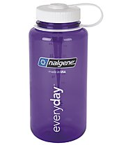 Nalgene 32 Ounce Wide Mouth EveryDay Trinkflasche, Purple