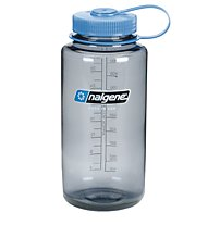 Nalgene 32 Ounce Wide Mouth Silo Trinkflasche, Grey