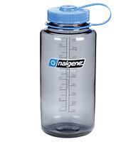 Nalgene 32 Ounce Wide Mouth Silo Bottle 1L - Trinkflasche, Grey