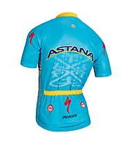 Nalini Maglia bici Astana Shirt M/C 2016, Light Blue