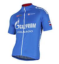 Nalini Team Gazprom Colnago 2016 Radtrikot, Blue