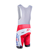 Nalini Pantaloni bici 2015 Team Katusha, White/Red