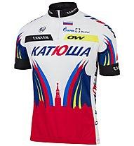 Nalini Jersey 2015 Team Katusha - Maglia Ciclismo, White