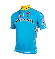 Nalini Jersey Astana Pro Team 2015 - Maglia Ciclismo, Blue/Sun