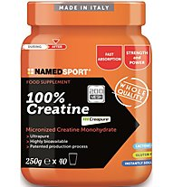 NamedSport 100% Creatina 250 g - creatina, Orange