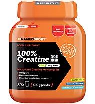NamedSport 100% Kreatin - Nahrungsmittelergänzung, 500 g
