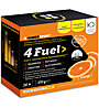 NamedSport 4 Fuel - Nahrungsmittelergänzung 20 Portionen, Orange