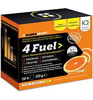 NamedSport 4 Fuel Nahrungsmittelergänzung 20 Portionen, 170 g