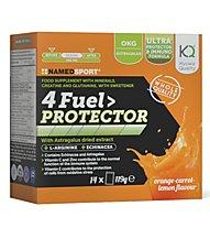 NamedSport 4Fuel Protector - Nahrungsergänzung, Orange-Carrot-Lemon