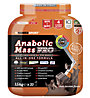 NamedSport Anabolic Mass Pro - integratore alimentare 1,6 kg, Dark Chocolate