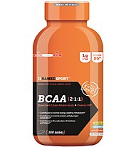 NamedSport Integratore in compresse BCAA 2:1:1, 345 g (300 tablet)