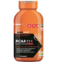 NamedSport BCAA 4:1:1 extreme PRO - aminoacidi ramificati, Orange