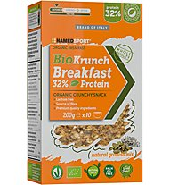 NamedSport Biomuesli Breakfast 32% Protein Or.Fruit Mix - Sportnahrung, Natural Granola Mix