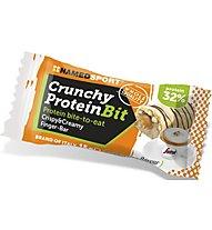NamedSport Crunchy 3x15g - barretta proteica, Crunchy
