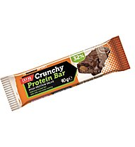NamedSport Crunchy Protein Bar - barretta energetica 40 g, Chocho Brownie