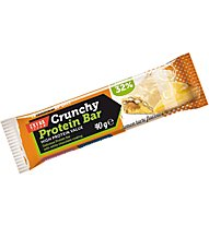 NamedSport Crunchy Protein Bar - barretta energetica 40 g, Lemon Tarte