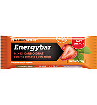 NamedSport Energybar Energieriegel 35g, Strawberry