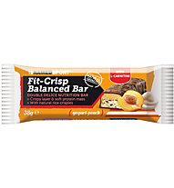 NamedSport Barretta proteica Fit-Crisp Balanced Bar 38 g, Yogurt-Pech