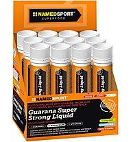 NamedSport Guaranà Super Strong Liquid - Nahrungsmittelergänzung 25ml, Orange