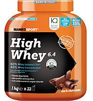 NamedSport High Whey 6.4 Protein-Nahrungsmittelergänzung 1kg, 1 kg