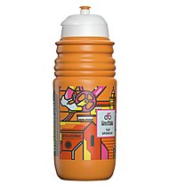 NamedSport Hydrafit 400 g Bologna - Isodrink + borraccia Giro d'Italia 2019, Orange