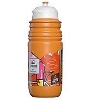 NamedSport Hydrafit 400 g Grandi Salite - hypotonisches Getränk + Trinkflasche Giro d'Italia 2019, Orange